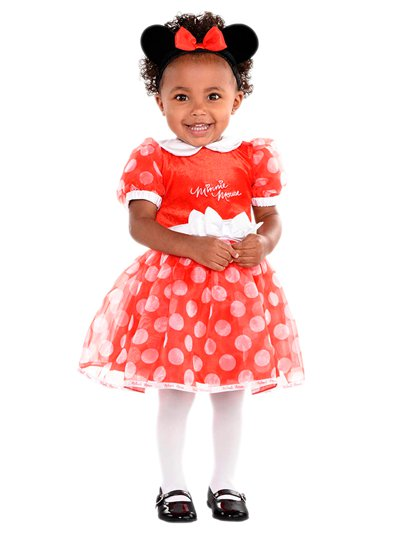 Disney Minnie Mouse Dress - Baby & Toddler Costume