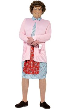 Mrs Brown Boy - Adult Costume