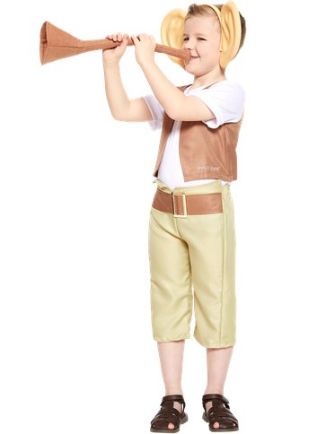 Roald Dahl The Bfg Child Costume Party Delights
