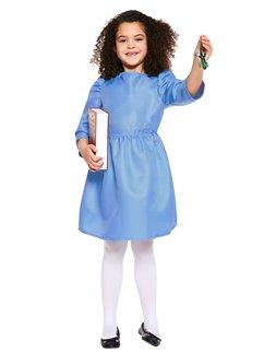 Roald Dahl Matilda  sc 1 st  Party Delights & Girlsu0027 Fancy Dress Costumes   Party Delights