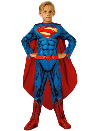 Superman - Child Costume