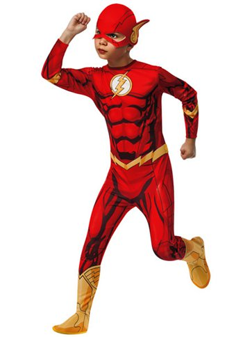 The Flash - Child Costume front
