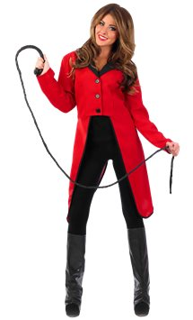 Circus Ringmaster Jacket - Adult Costume