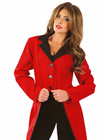 Circus Ringmaster Jacket - Adult Costume left