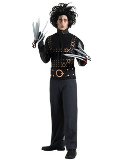 Edward Scissorhands - Adult Costume