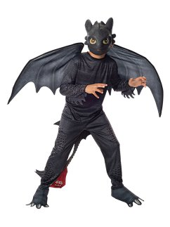 Toothless Night Fury