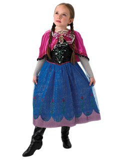 Disney Frozen Musical Light Up Anna Deluxe