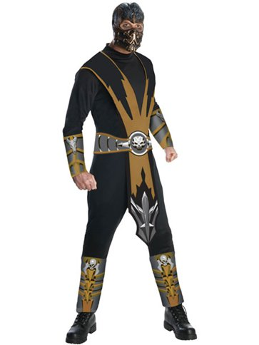 Scorpion - Adult Costume front