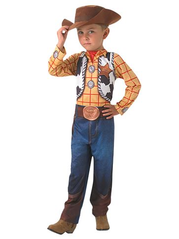 Woody - Child Costume front