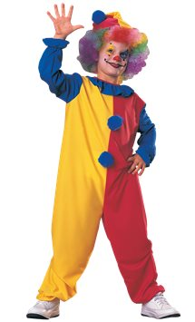 Clown - Child Costume