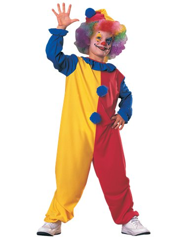 Clown - Child Costume front