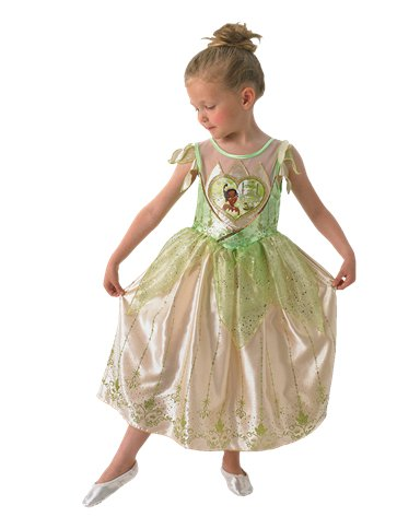 Disney Tiana Deluxe - Child Costume pla
