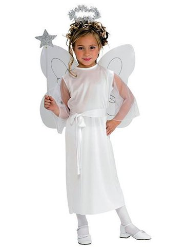 Angel Child Costume Party Delights