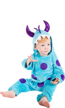 Little Monster - Baby, Toddler & Child Costume