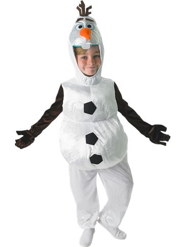 Disney Frozen Olaf - Child Costume front