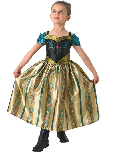 Disney Frozen Anna Premium - Child Costume