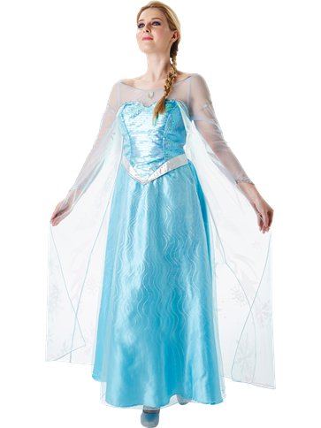 Disney Frozen Elsa - Adult Costume front