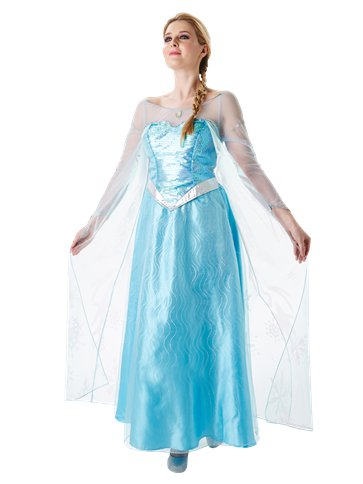 Disney Frozen Elsa - Adult Costume pla