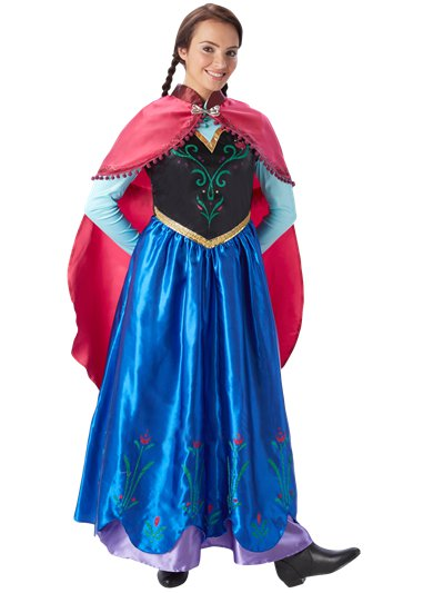 Disney Frozen Anna - Adult Costume