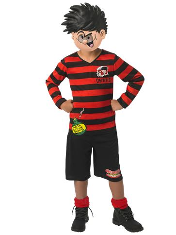 Dennis the Menace - Child Costume front