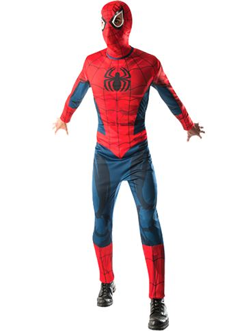 Spider-Man - Adult Costume front