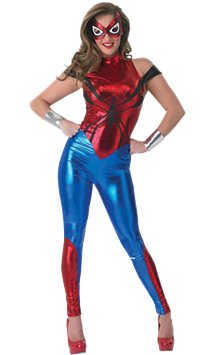Spider Girl - Adult Costume