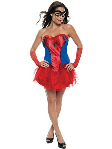 Spider Girl - Adult Costume front