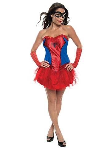 Spider Girl - Adult Costume pla