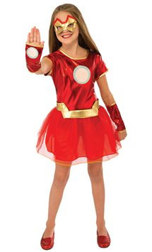 Rescue Girl - Child Costume