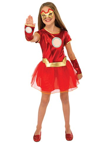 Rescue Girl - Child Costume front