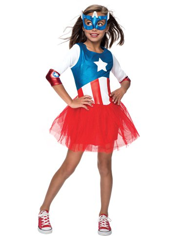 American Dream - Child Costume front