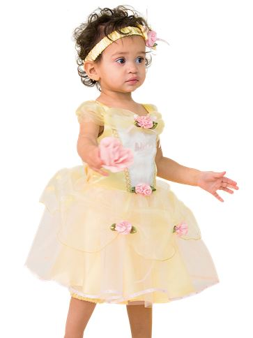 Disney Belle - Baby & Toddler Costume | Party Delights