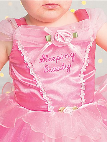 Disney Sleeping Beauty - Baby and Toddler Costume back