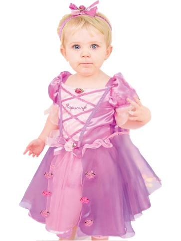 Disney Rapunzel Baby Amp Toddler Costume Party Delights