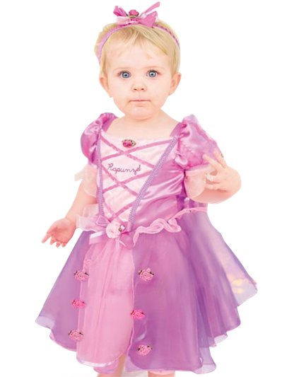 Disney Rapunzel - Baby & Toddler Costume