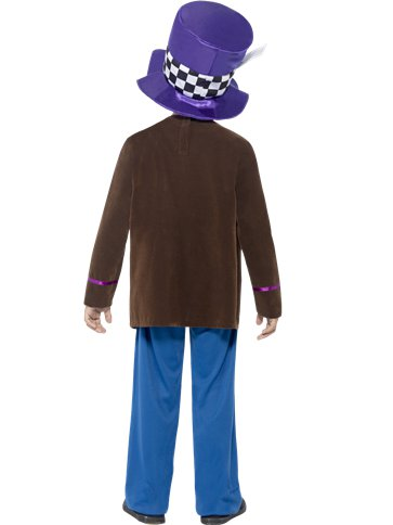 Hatter Deluxe - Child Costume back