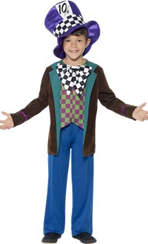 Hatter Deluxe - Child Costume