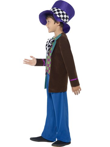 Hatter Deluxe - Child Costume left