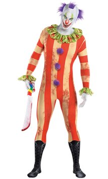 Clown Party Suit - Adult Costume