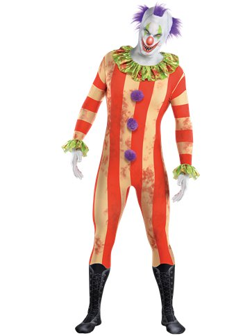Clown Party Suit Adult Costume Party Delights