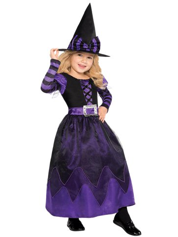 Be Witched - Child Costume front