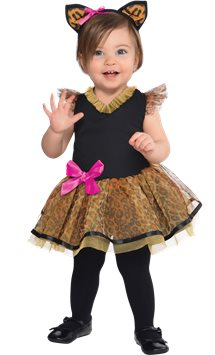 Cutie Cat - Baby Costume