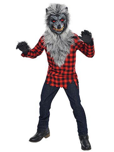 Hungry Howler - Teen Costume front
