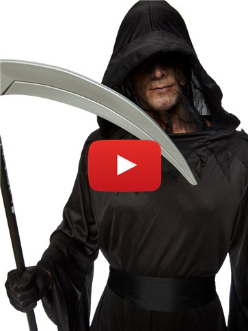 Phantom of Darkness - Adult Costume video