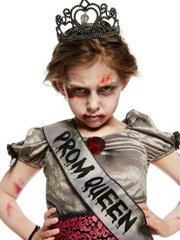 Prombie Queen , Child \u0026 Teen Costume