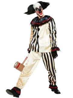 Freak Show Clown Suit