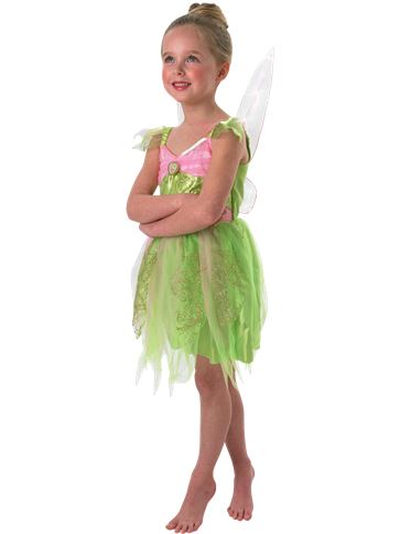 Light Up Tinkerbell - Child Costume front