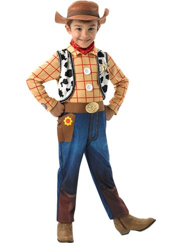 Deluxe Woody - Child Costume front