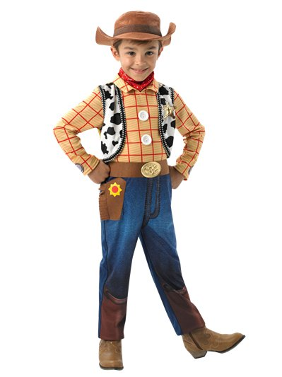Deluxe Woody - Child Costume