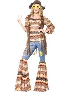 d20eeaef269 60s Fancy Dress - Hippy Fancy Dress